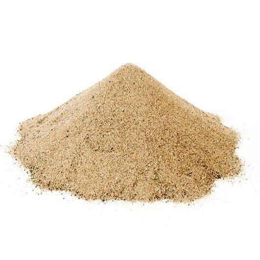 Песок - сертифицирование