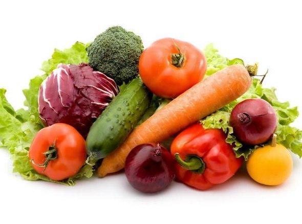 Овощи. Сертификат на овощи