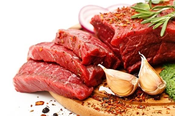 Мясо.  Сертификат на мясо