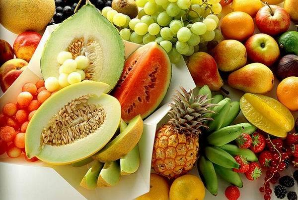 Сертификат соответствия на фрукты