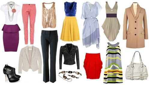Одежда. Декларация на одежду