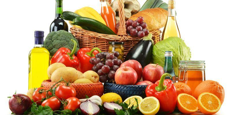 Пищевые продукты. Сертификат на пищевые продукты.
