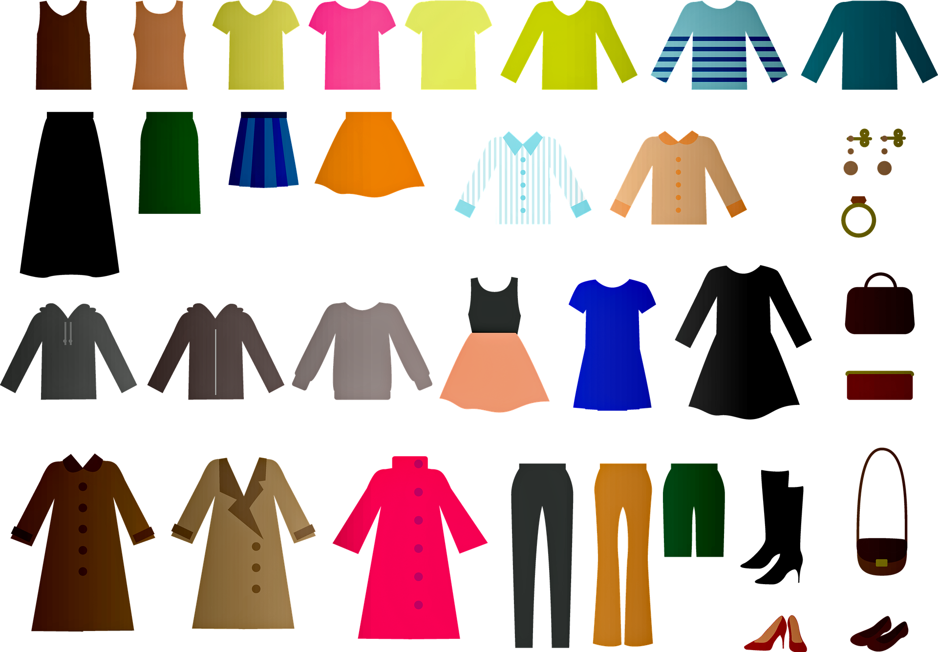 Сертификат на женскую одежду